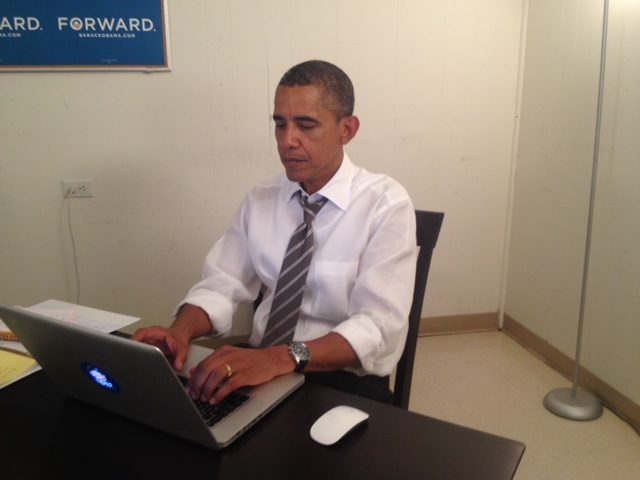obama on reddit