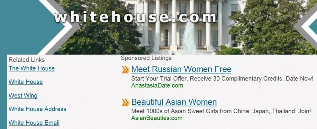 white house.com