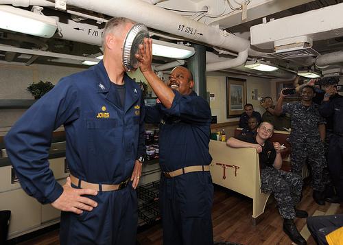 navy pie