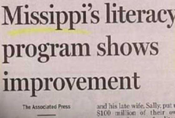 miss literacy