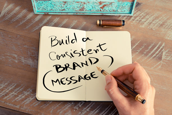 Your brand message is vital for content marketing.