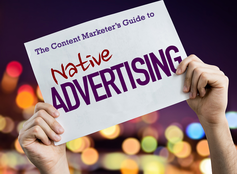 Content Marketer's Guide to Native Advertising