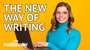 New way of writing