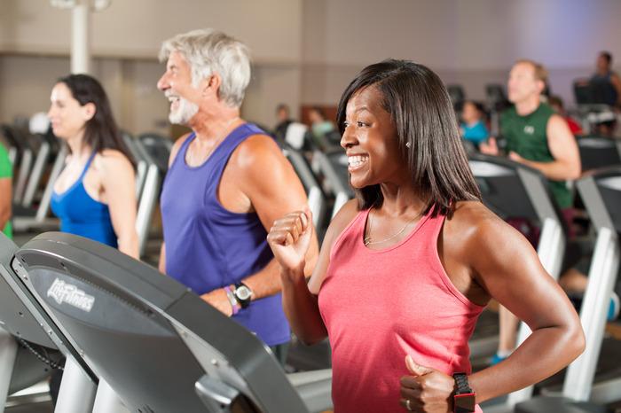 Treadmill programs