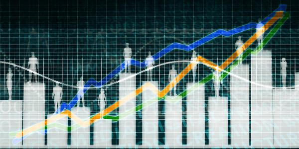 Data enrichment - Line graph.
