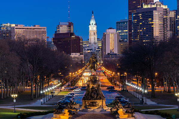 City of Philadelphia.