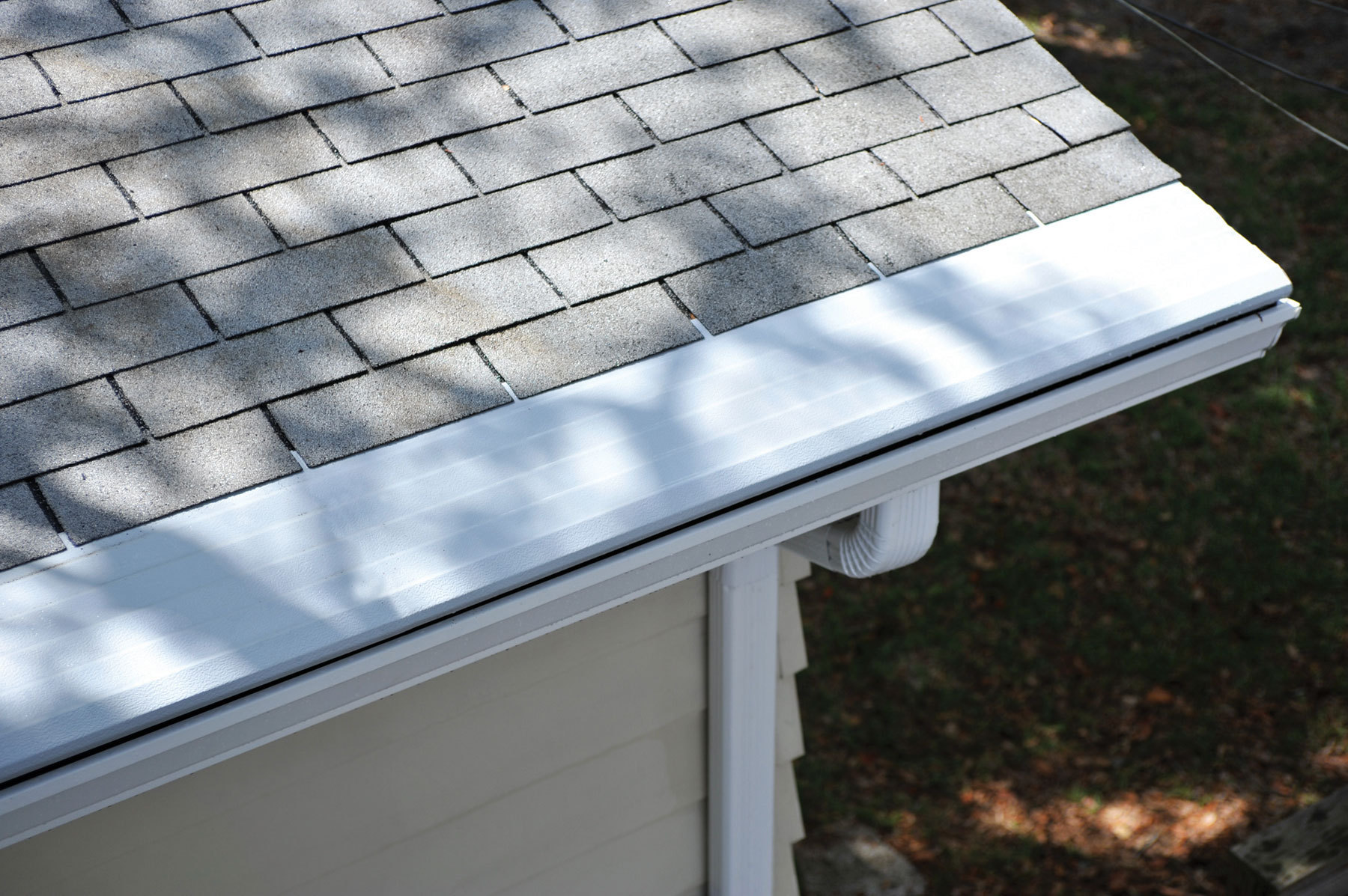 What s new in the gutter guard market for New gutters