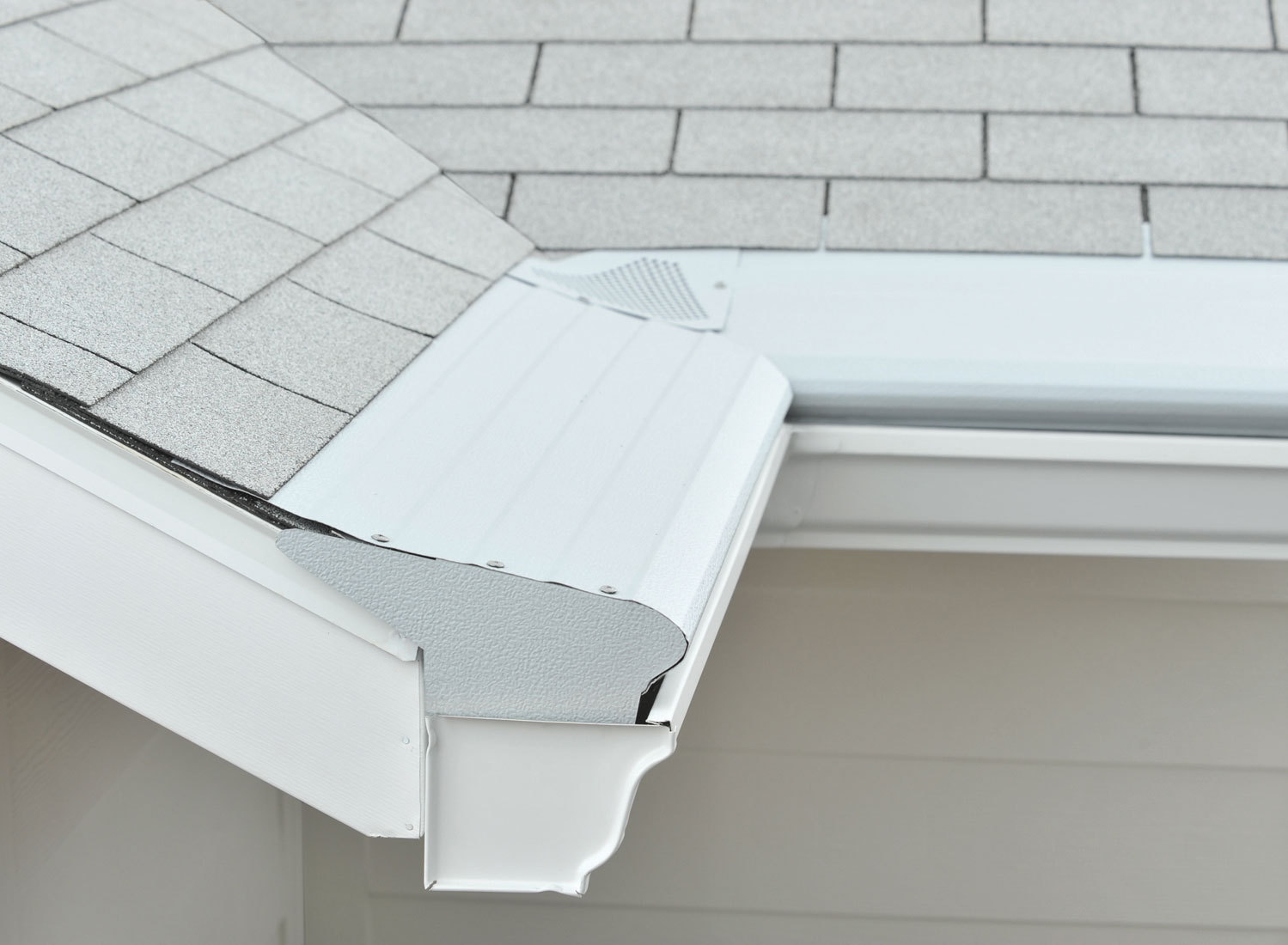 How much do new rain gutters and gutter guards cost for New gutters