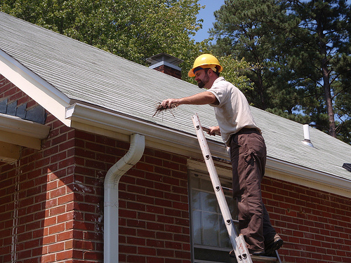how to fix skylight without breaking shingles