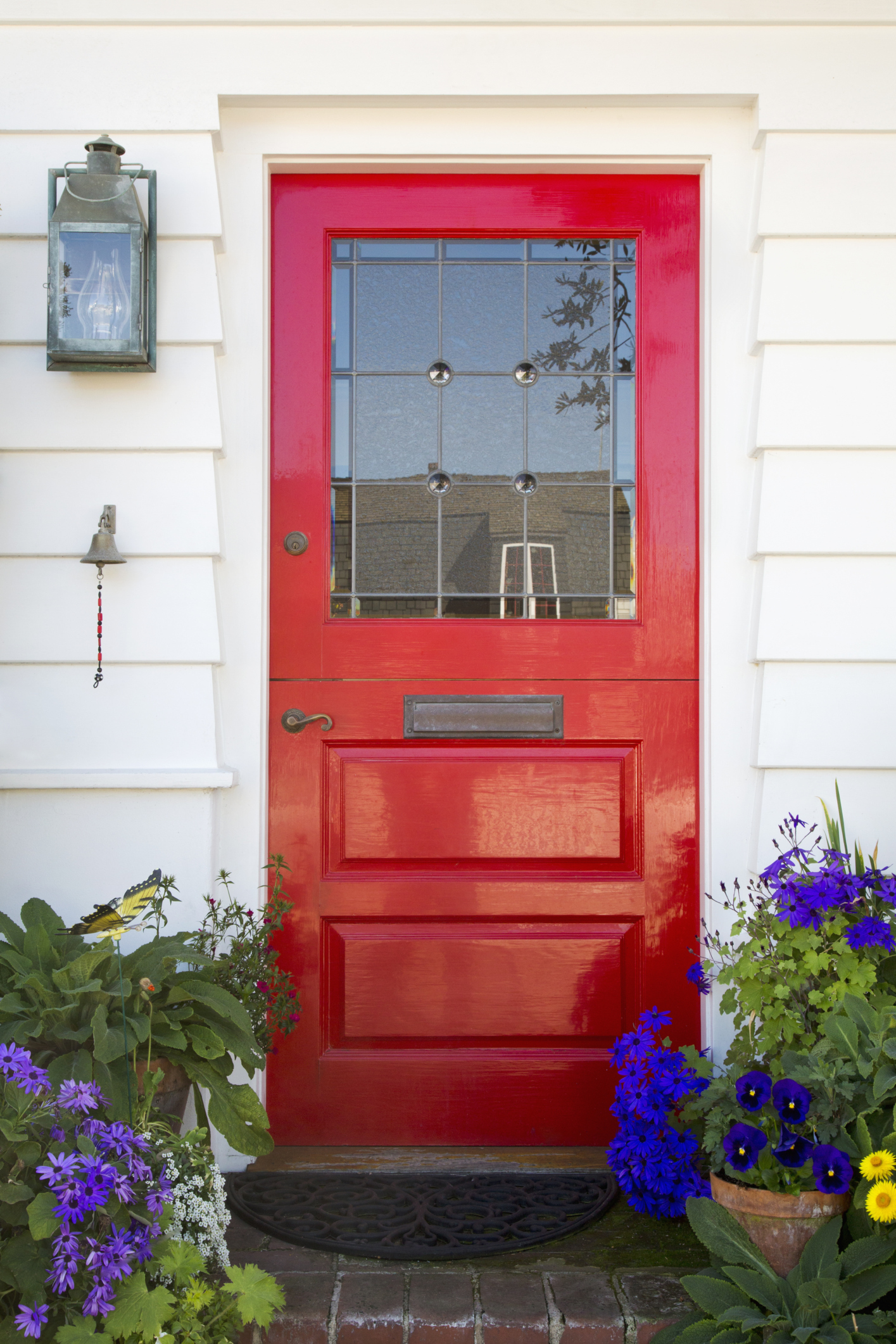 Go Bold with Your Front Door!