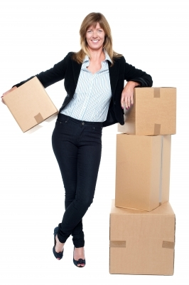 Office moves are simpler with hosted PBX.