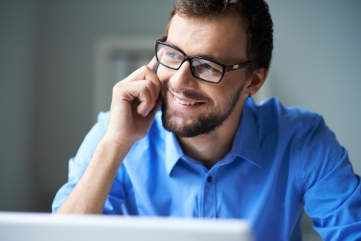 Voicemail is great, but when callers talk to a person, business proceeds more efficiently.