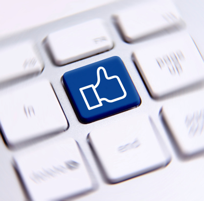 Facebook page contact form