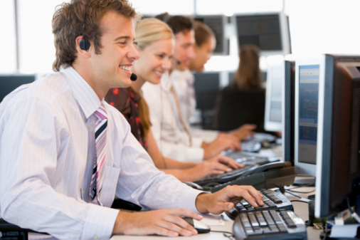 Setting up a call center is no longer the ordeal it used to be.
