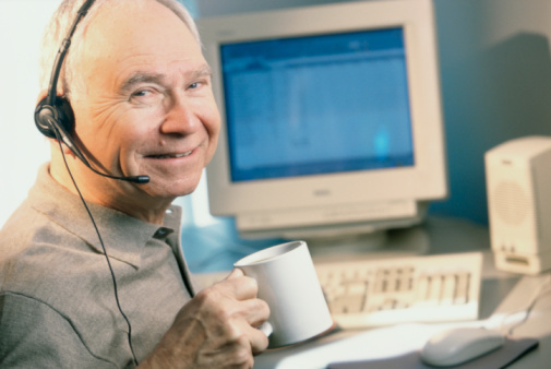 Online audio meetings are convenient, effective, and low-cost.