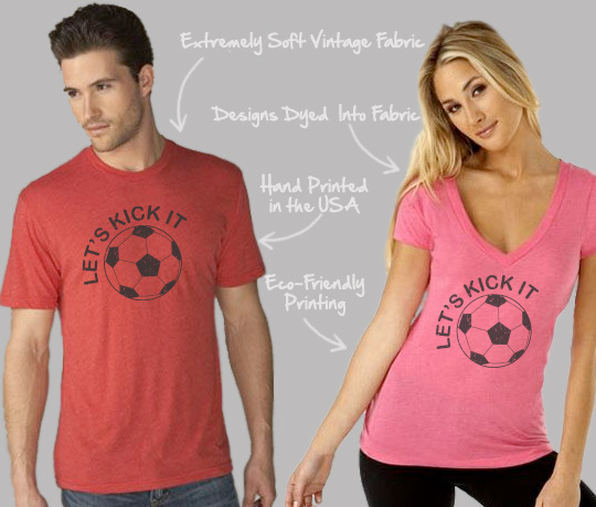Shirts to wear for the World Cup