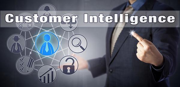 Customer intelligence.