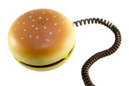 Your phone system cannot feed your office--no matter what it looks like.