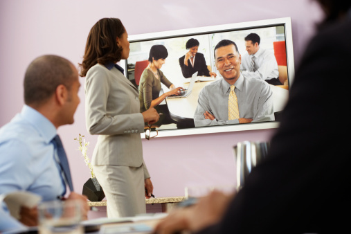 Face-to-face and audio meetings can be done virtually, and can build community among team members.