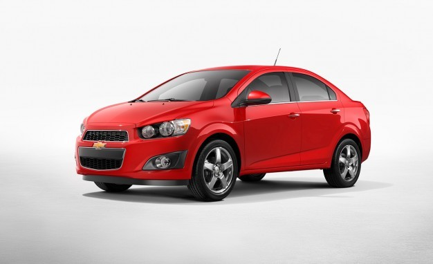 2014 Chevrolet Sonic INLINE 626x382 In the Market for a Car? Check Out These Affordable Options