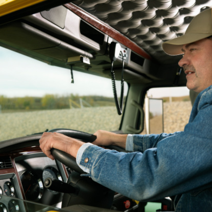 78782398 Truck Drivers: What Affects Your Commercial Auto Insurance?