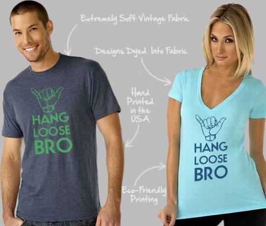 Surf shirts