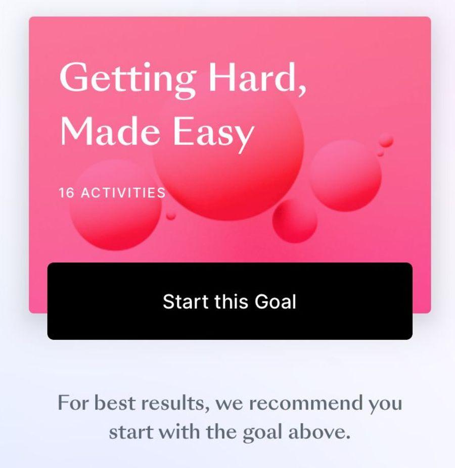 Lover app for ED