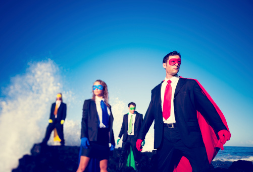 You don't need a phone booth to be a professional superhero. Save the day with a quality phone system that provides winning customer support instead.