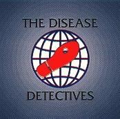 CDC logo for epidemic intelligence; big data for public health