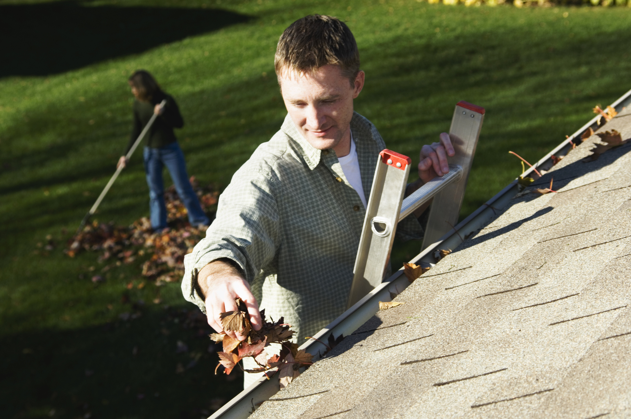 Top 3 reasons why you should get your gutter cleaned