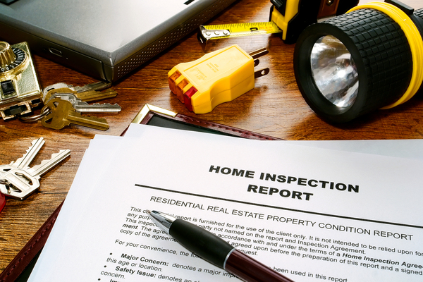 Home inspection career