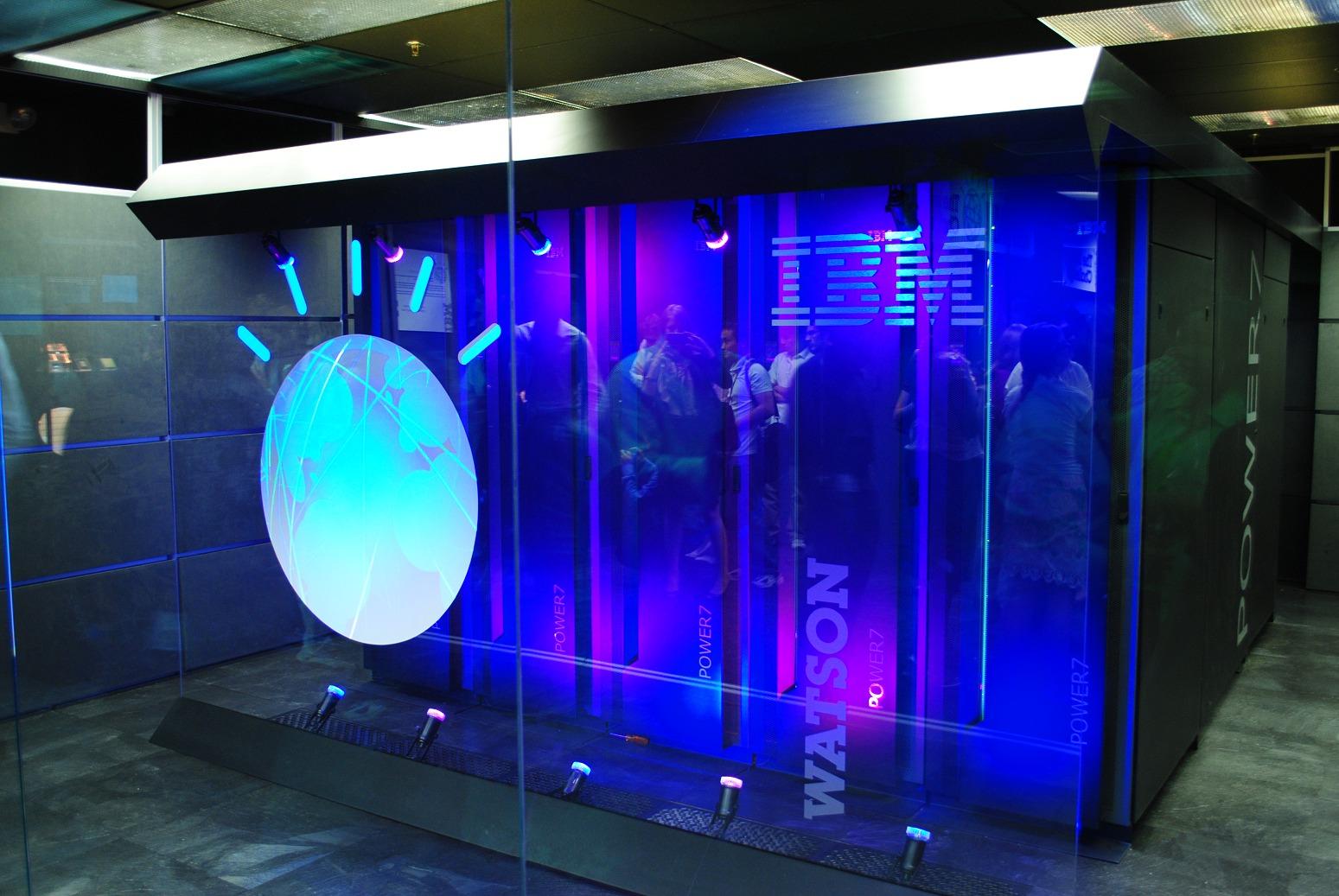 IBM Watson hardware, IBM Watson cloud analytics