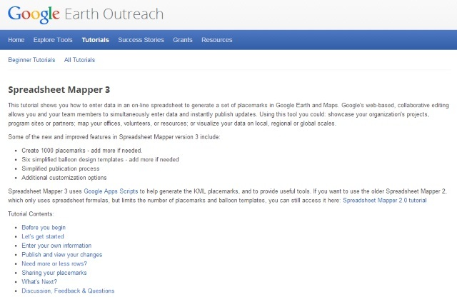google earth xls mapper knowlengr 20141122 Mailing List Mavens to Geospatial Gurus: Big Data in Market Research