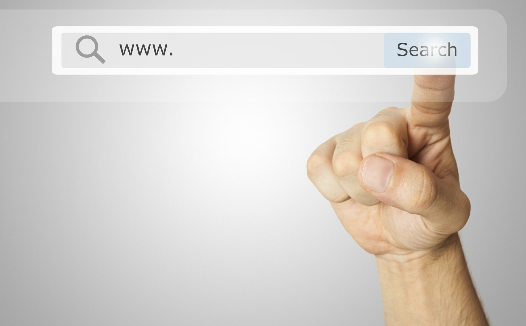 Safe searches begin with a safe search engine.