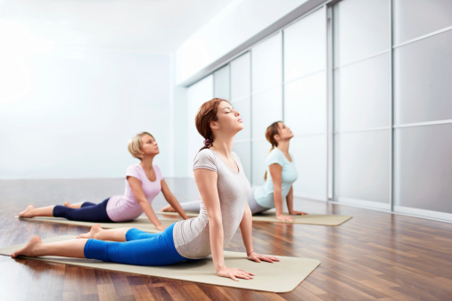 Pilates allows muscles to work together for better movement and support