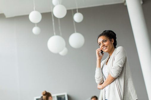 Central management of business phone systems is great for multi-location businesses or those with mobile workers.