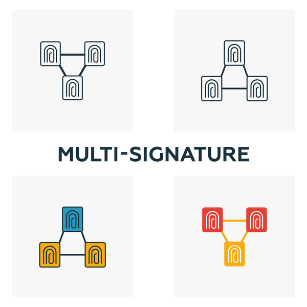 Multisignature.