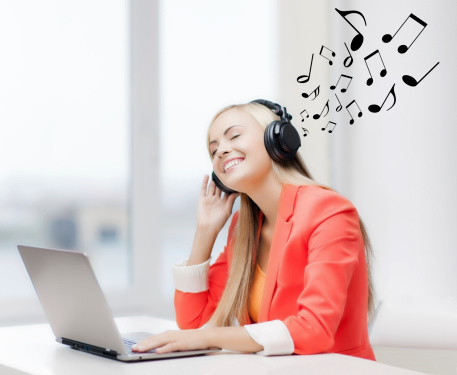 spotify uses Inbound marketing an d hopes that future pruchases will be made