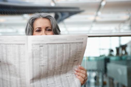Newspaper trends