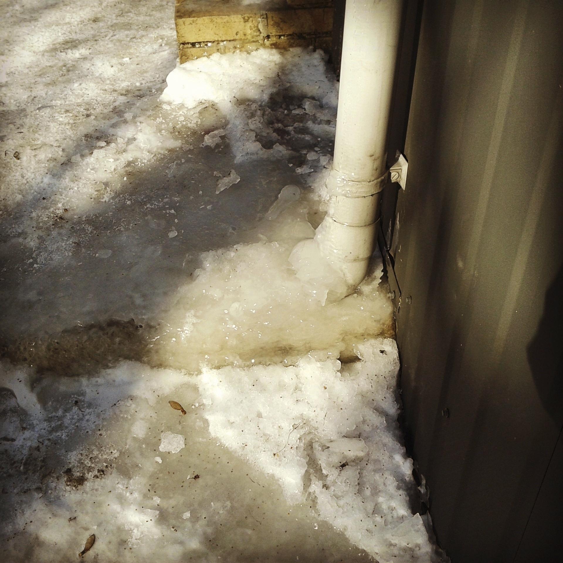 Installing Catch Basin For Floor Drain