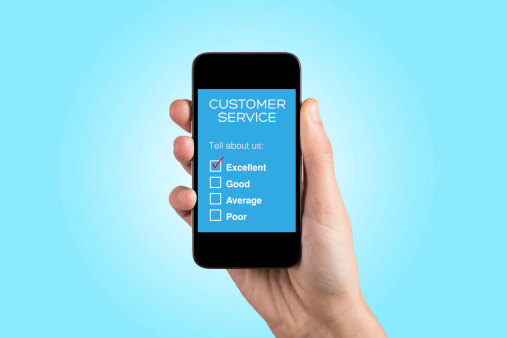 SMS Customer surveys