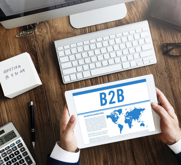 B2B marketing communication