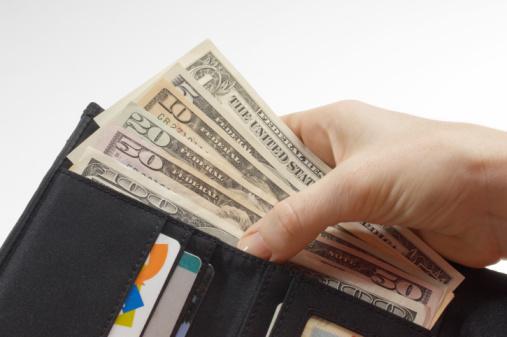 Automatic payroll deposit