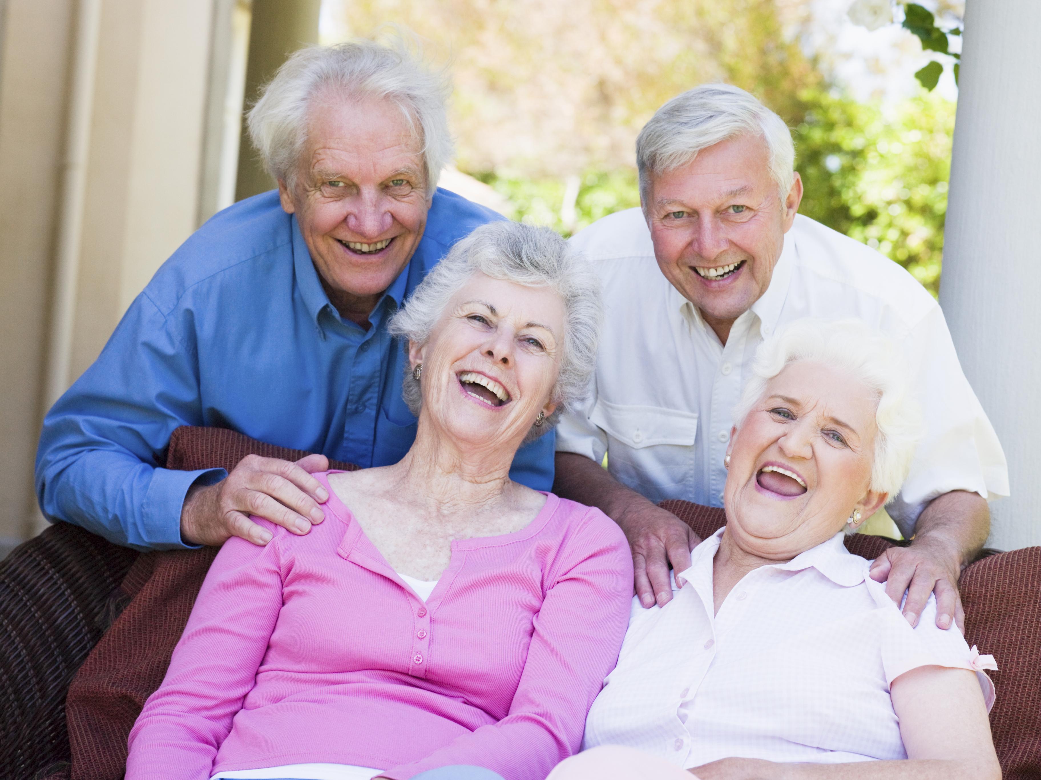 Humor for seniors