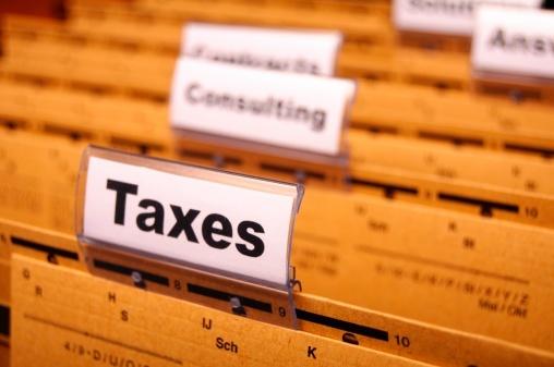 Tax brackets 2015