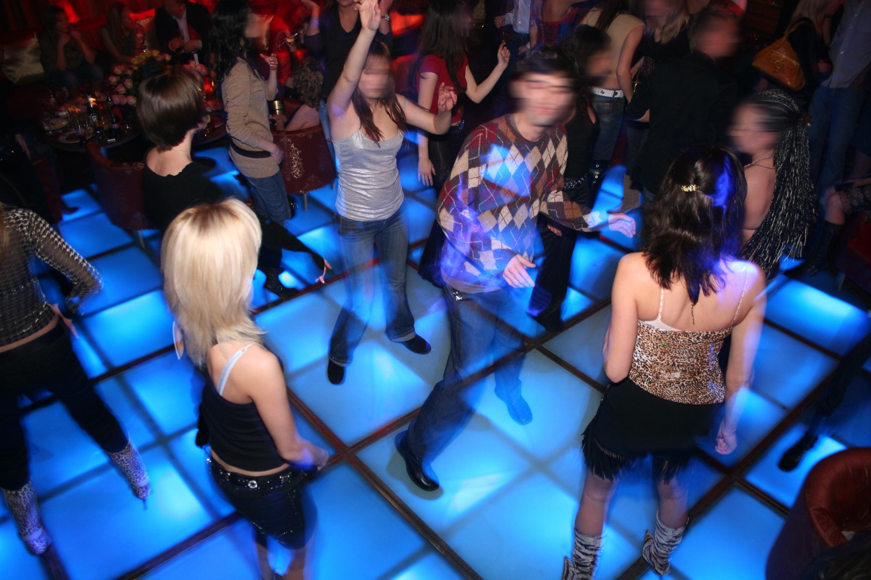 Трахнул на танцполе в клубе 23 фотография