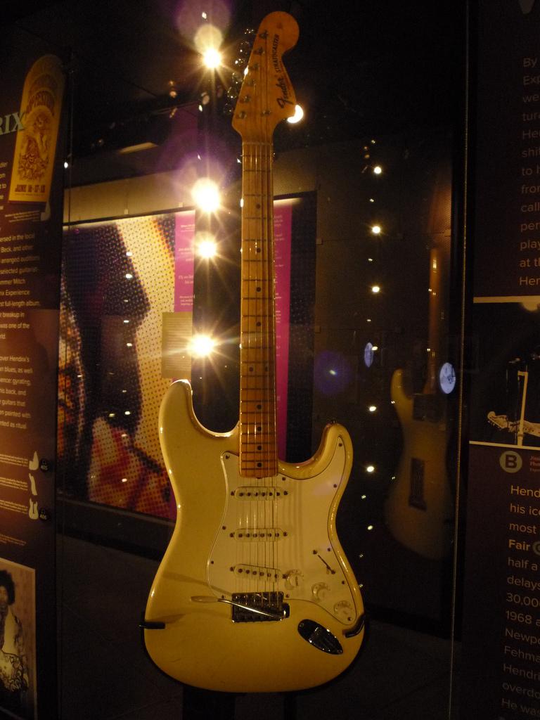 Jimi Hendrix tribute park