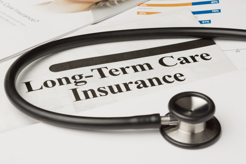 What is long-term care insurance