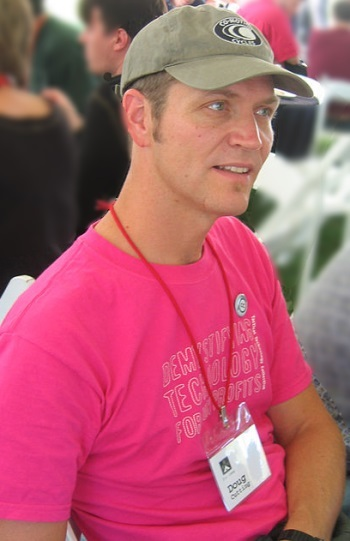 Photo: Doug Cutting, Hadoop founder