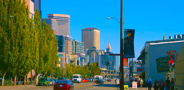 City of Seattle.